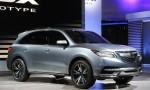 2013 Detroit Auto Show Concept - Acura MDX