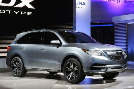 Acura 2013  on 2013 Detroit Auto Show Concept     Acura Mdx   Modernracer Cars