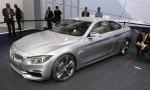 2013 Detroit Auto Show Concept - BMW 4-Series Coupe