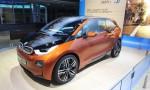 2013 Detroit Auto Show Concept - BMW i3
