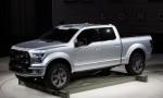 2013 Detroit Auto Show Concept - Ford Atlas