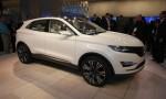 2013 Detroit Auto Show Concept - Lincoln MKC