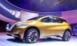 2013 Detroit Auto Show Concept - Nissan Resonance