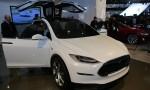 2013 Detroit Auto Show Concept - Tesla X