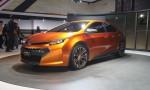 2013 Detroit Auto Show Concept - Toyota Corolla Furia