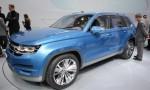 2013 Detroit Auto Show Concept - Volkswagen CrossBlue