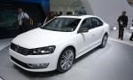 2013 Detroit Auto Show Concept - Volkswagen Passat Performance Package