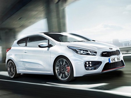 2013 Kia pro_cee&#039;d GT