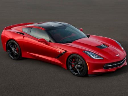 Corvette Stingray Year on First Chevrolet Corvette Stingray Sold At Barrett Jackson For 1 1m Usd