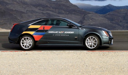 Cadillac V-Series Driving Academy
