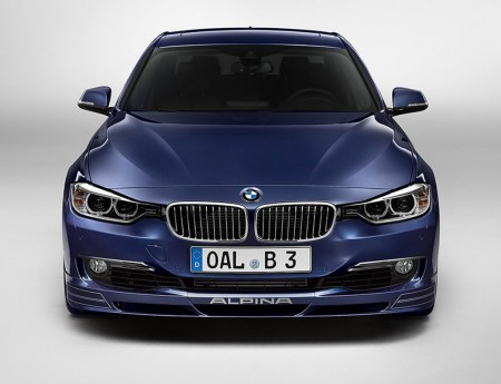 2013 BMW Alpina B3 Bi-Turbo