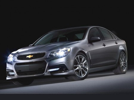 2014 Chevrolet SS