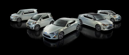 Scion special edtion model
