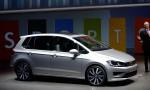 2014 Volkswagen Golf Sportvan
