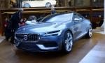 Concept Volvo Coupe
