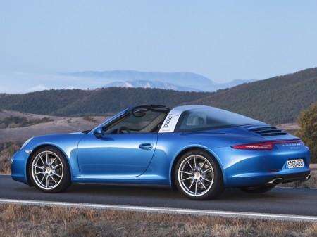 2014 Porsche 911 Targa 4 2