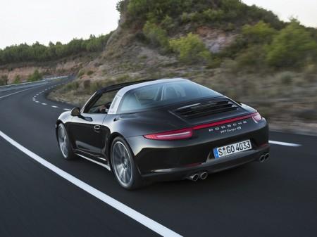 2014 Porsche 911 Targa 4S 1