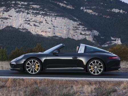 2014 Porsche 911 Targa 4S 2