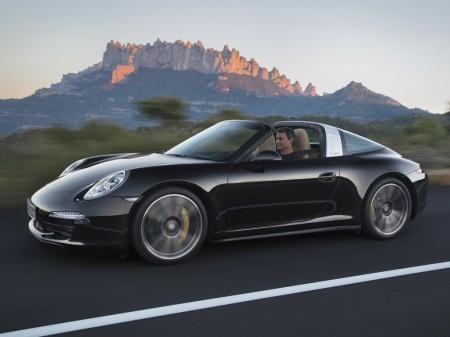 2014 Porsche 911 Targa 4S 3