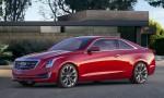 2015 Cadillac ATS Coupe 1