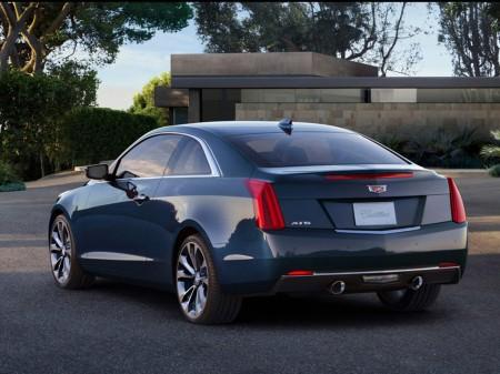 2015 Cadillac ATS Coupe 6