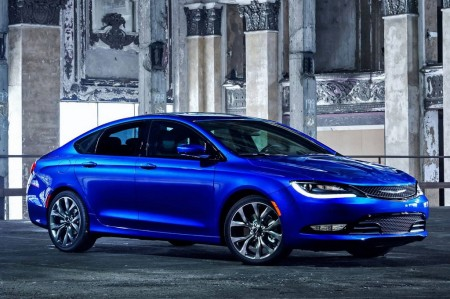 2015 Chrysler 200 1