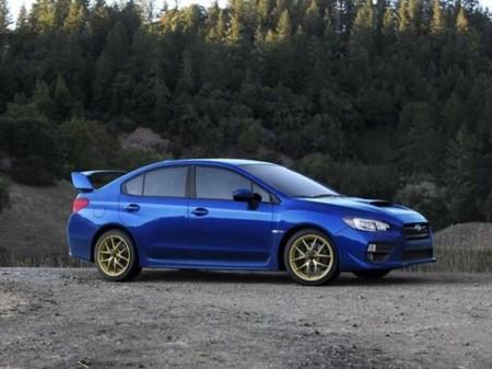 2015 Subaru WRX STI 2