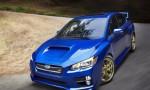 2015 Subaru WRX STI 5