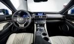 Lexus RC F interior 1