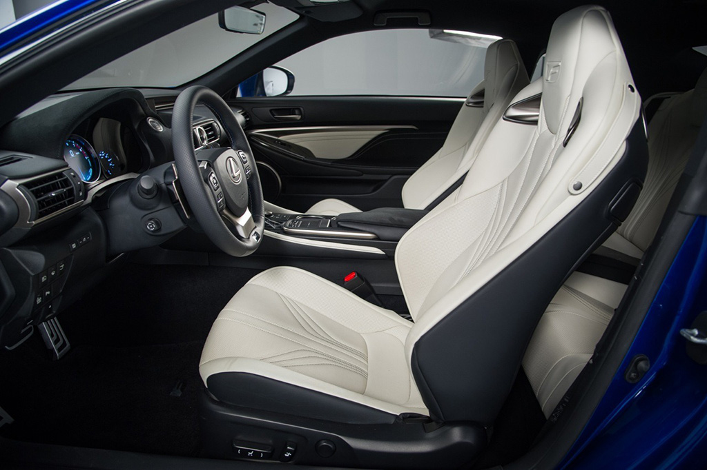 Lexus Rc F Interior 2 Modernracer Cars Commentary