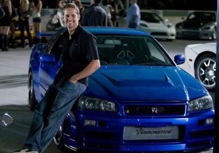 Paul Walker Fast & Furious