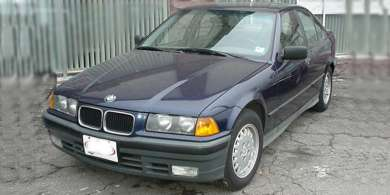 Modern Racer - Features - Used Cars - BMW 325i