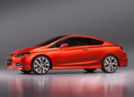 2012 Honda Civic Si concept 2