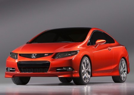 2012 Honda Civic Si concept 3