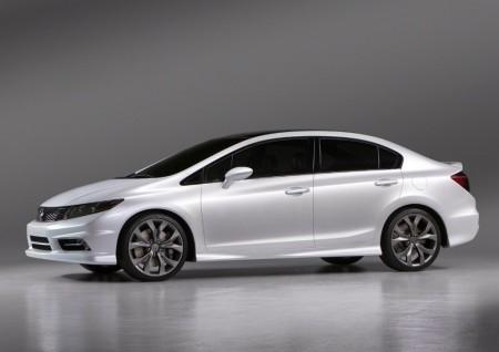 2012 Honda Civic concept 2
