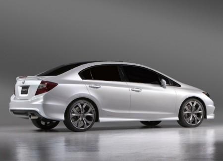2012 Honda Civic concept 3